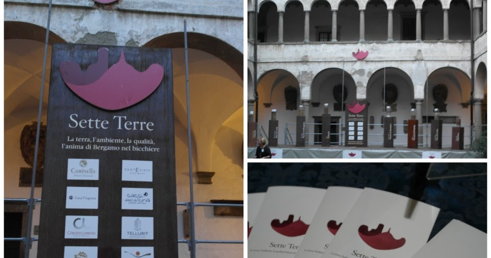 "I terreni ""autoctoni"" dei Vini bergamaschi al Sette Terre Wine Fest"