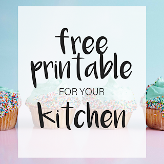 cupcakes, baking, recipes, DIY, Kitchen, free, printable