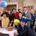 """Betty Monroe celebra su cumpleaños junto a producción y elenco de """"Sueño de amor"""""""