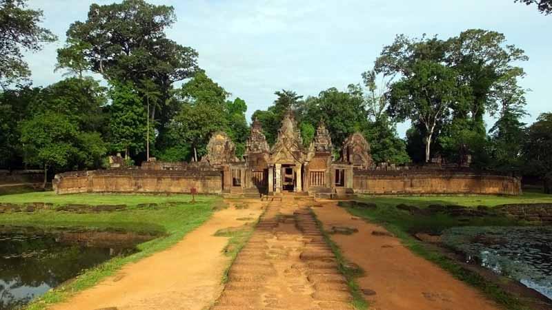 Wisata di Siem Reap