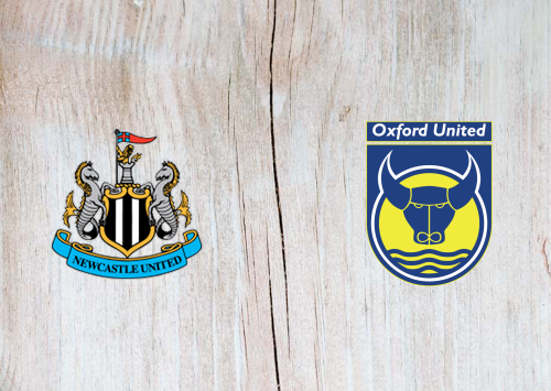 Newcastle United vs Oxford United -Highlights 25 January 2020