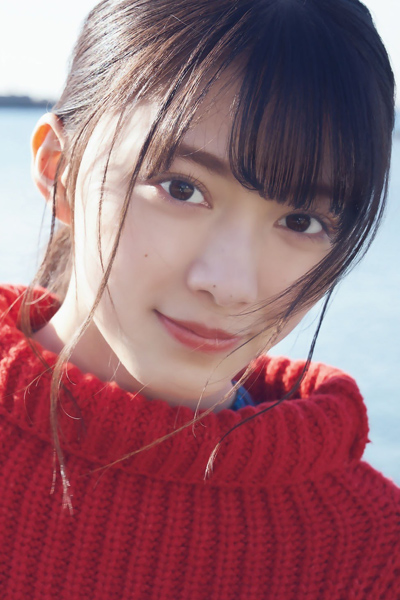 Hikaru Morita 森田ひかる, Shonen Magazine 2021 No.02-03 (週刊少年マガジン 2021年2-3号)