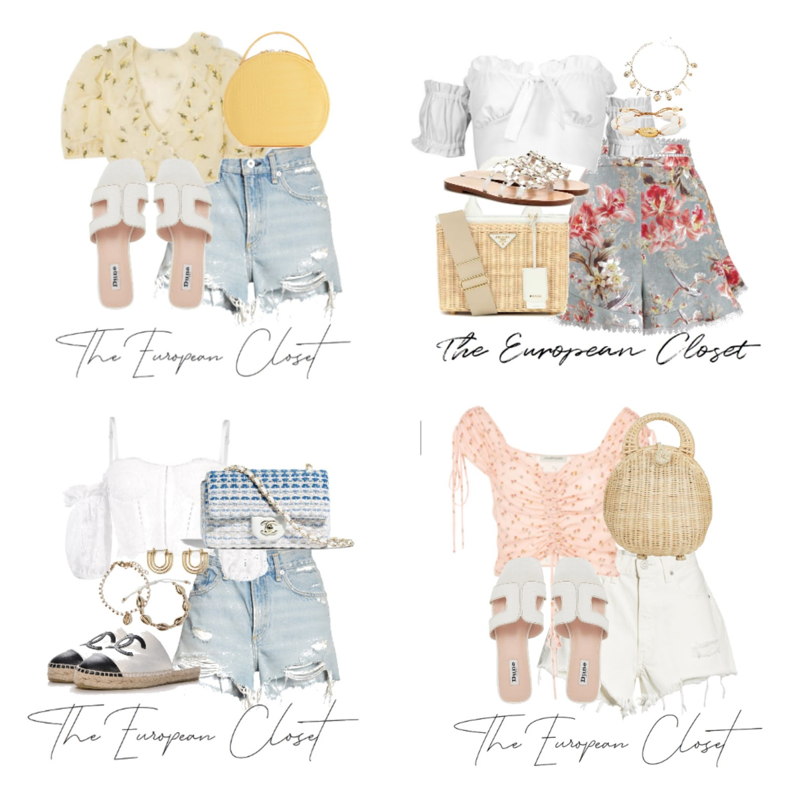 20 Ways To Style Shorts This Summer