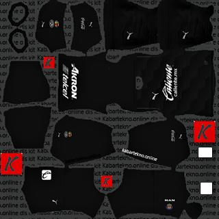 Chivas GK Kit DLS 2021
