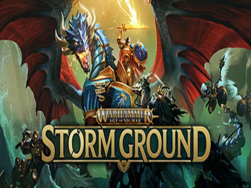 Download Warhammer Age of Sigmar Storm Ground Game PC Free