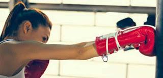 Kick  Boxing en tus entrenamientos