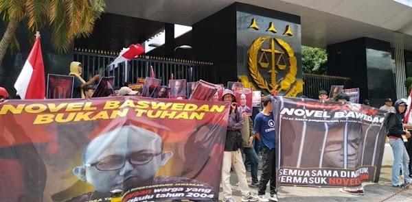 Ultimatum Presiden Hingga Kejagung, Corong Rakyat Minta Kasus Lama Novel Baswedan Kembali Dibuka