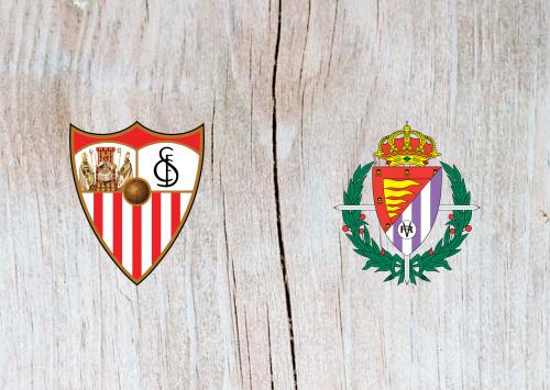 Sevilla vs Real Valladolid - Highlights 25 November 2018