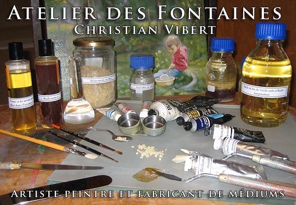 la boutique atelier des fontaines le m dium v nitien authentique l 39 huile cuite et la cire. Black Bedroom Furniture Sets. Home Design Ideas
