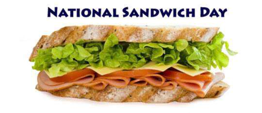 National Sandwich Day Wishes