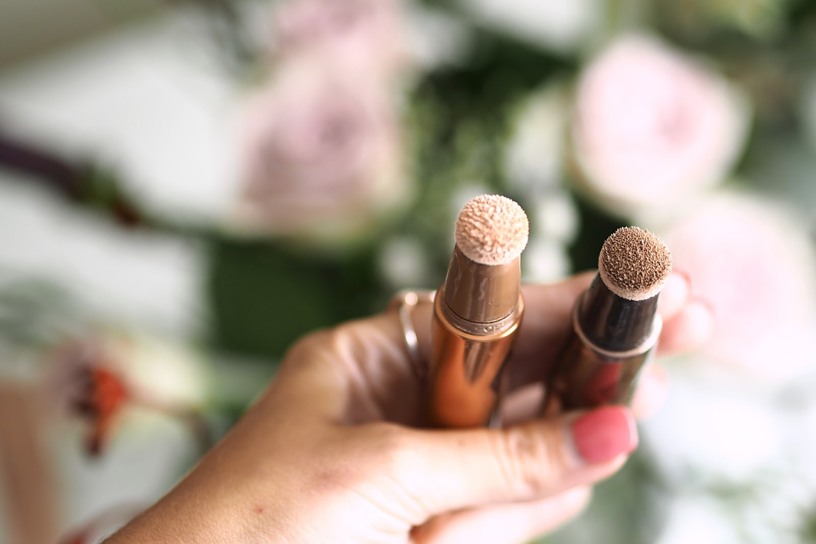 charlotte tilbury hollywood light wand and hollywood contour wand