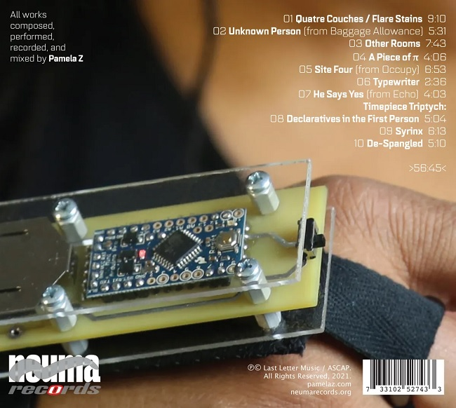 Pamela Z - A Secret Code