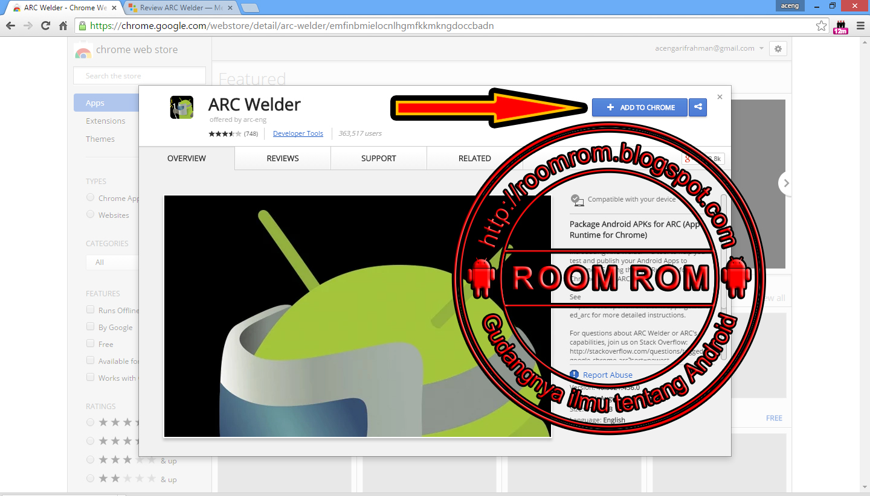 Cara Menjalankan Aplikasi Android Apk Di Browser Google