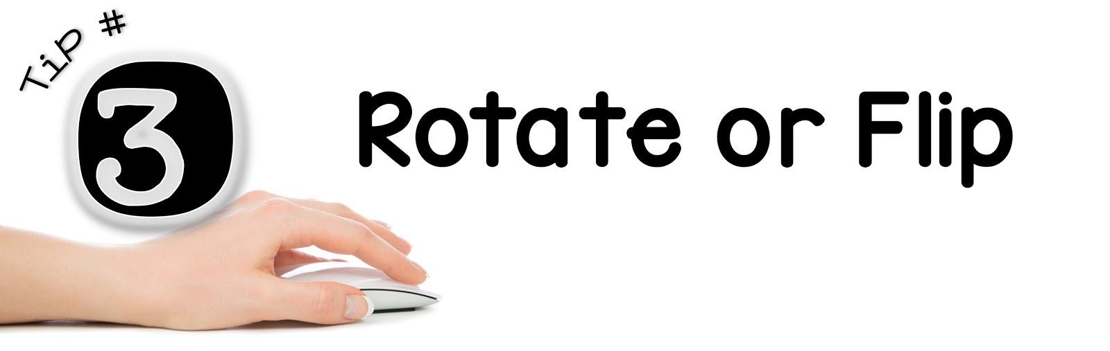 powerpoint tutorial rotate