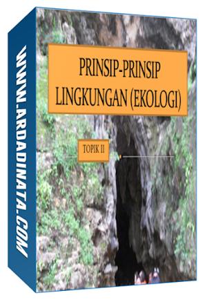 Ebook dan Referensi Prinsip-Prinsip Ilmu Lingkungan