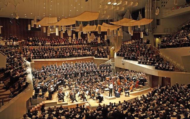 Concertos gratuitos em Berlim