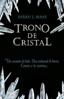 Trono de cristal 1, Sarah J. Maas