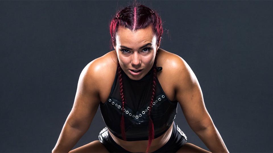 Killer Kelly faz a sua estreia na IMPACT Wrestling