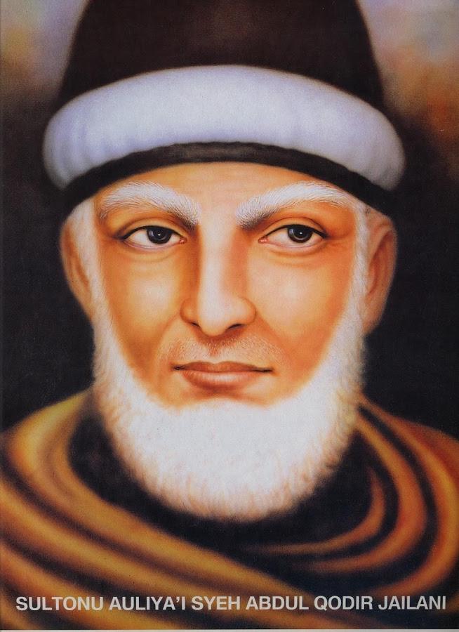 Konsep Tasawuf Syaikh Abdul Qadir Al-Jailani