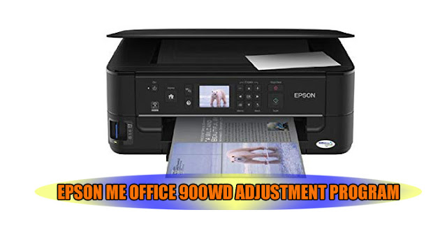 EPSON ME OFFICE 900WD PRINTER ADJUSTMENT PROGRAM