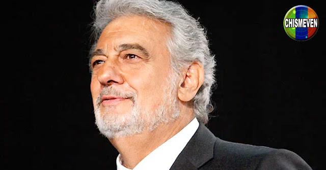 Plácido Domingo asegura que nunca ha abusado sexualmente de nadie
