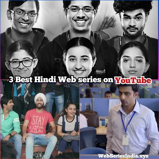 Best Hindi Web Series on YouTube 2021