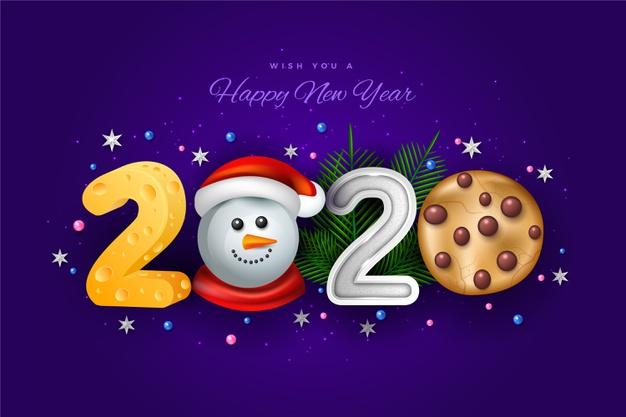 Gambar Dan Kartu Ucapan Selamat Tahun Baru 2020 Ngeselin Com Berita Paling Ngeselin Untuk Dibaca