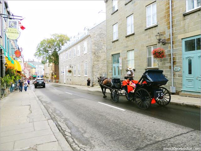 Calles del Viejo Quebec