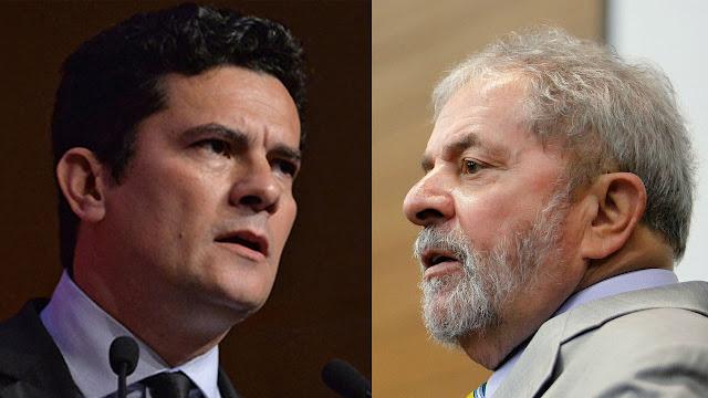STF retira das mãos de Moro acusações da Odebrecht contra Lula