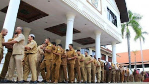 Buat PNS, Kalian Paling Bahagia Di Era Jokowi, Ini Buktinya