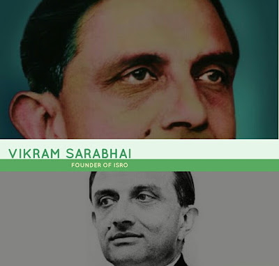 Vikram Sarabhai , wiki , biography , wife , death , Education , awards (Founder Of ISRO)