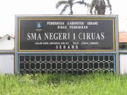 SMAN 1 CIRUAS