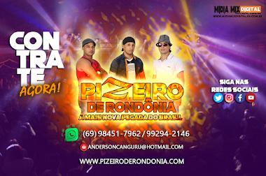 PIZEIRO DE RONDÔNIA - A MAIS NOVA PEGADA DO BRASIL