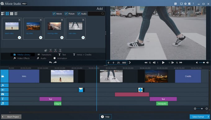 FREE DOWNLOAD Ashampoo Movie Studio Pro 3 Full version