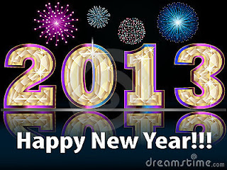 خلفيات راس السنة الجديدة 2013