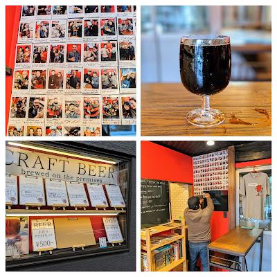 Tokyo to Nikko day trip; Murmur Biiru craft beer