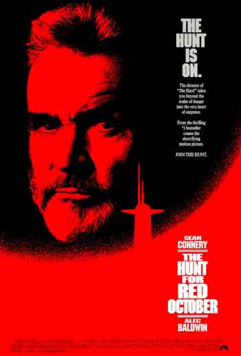 The Hunt for Red October 1990 480p 300MB BRRip Dual Audio