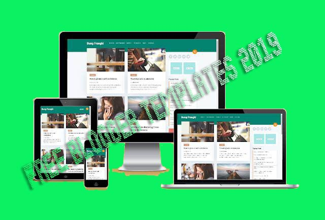 Best free blogger templates 2019