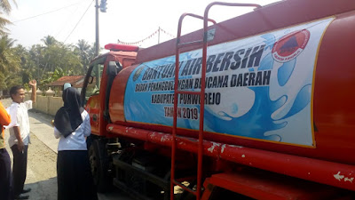 4 Desa Di Kecamatan Pituruh Mengalami Kekurangan Air Bersih