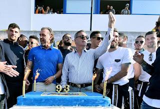 """Οι ατάκες και το ξεχωριστό μήνυμα του Προέδρου στο """"APOEL FanDay 2019""""  (ΦΩΤΟΣ και ΒΙΝΤΕΟ)"""