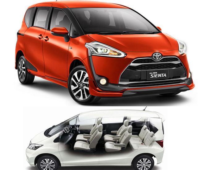 Harga Dan Spesifikasi Toyota All New Sienta Terbaru 2018