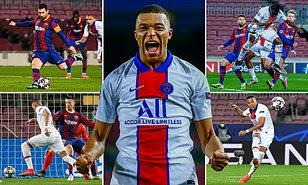 برشلونة 1-4 باريس سان