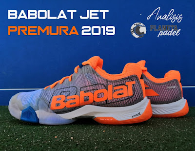Análisis Zapatillas Babolat Jet Premura 2019: ingredientes exactos para alcanzar la perfección.