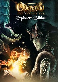 Operencia The Stolen Sun Explorers Edition Torrent (PC)