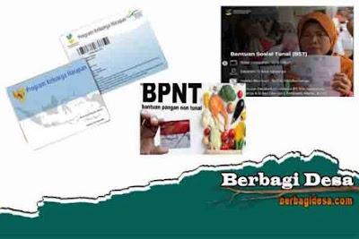 Bantuan PKH, BPNT/Sembako dan BST Masih Saldo Nol, Simak Penyebab dan Solusinya !