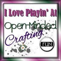 I Won at Open Minded Crafting