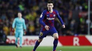 Barcelona confident over Clement Lenglet fitness ahead of Napoli clash
