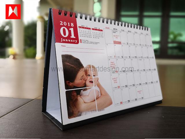 tempah kalender murah