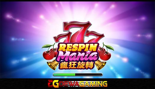 Joker Gaming Respin Mania 20 Ribu