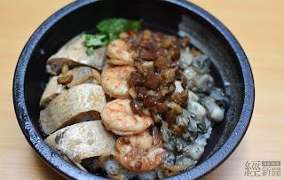 各式滷肉飯都能在2019台灣滷肉飯節品嘗到。